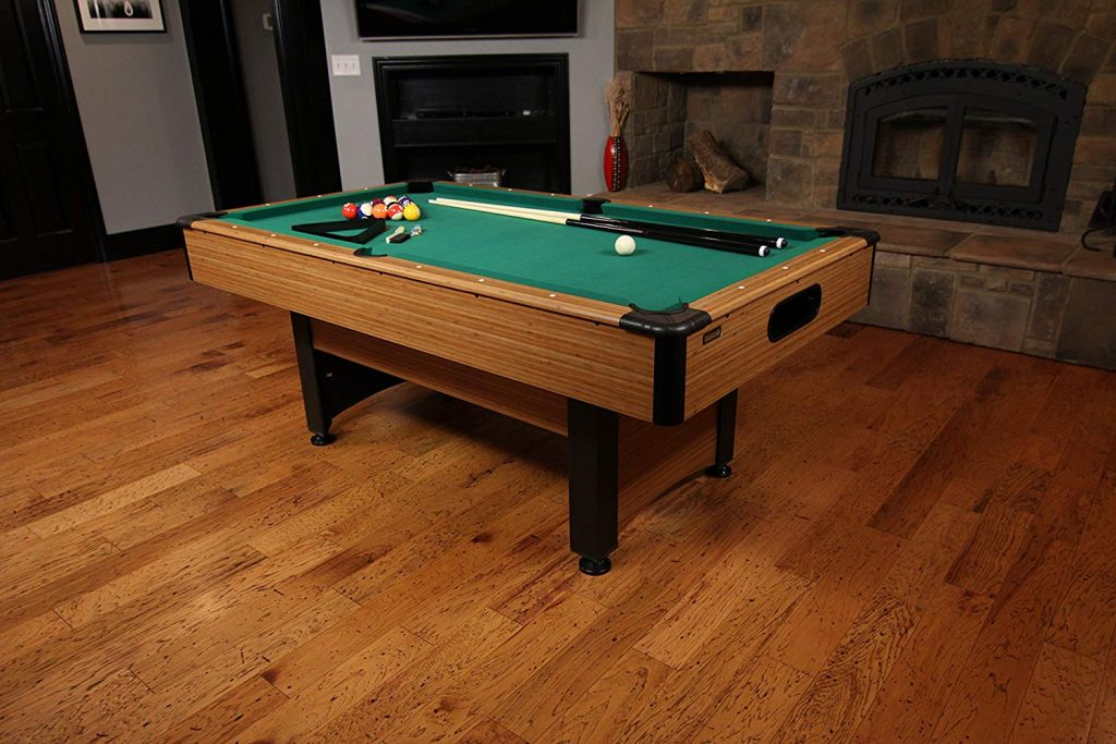 the greatest pool table in the world