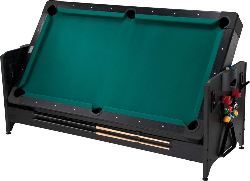 Fat Cat Pockey 7ft Black 3-in-1 Air Hockey, Billiards, and Table Tennis Table2_ - Copy