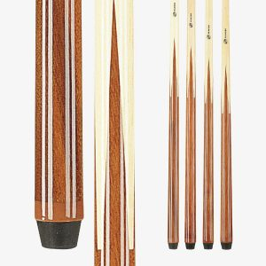 Players Set of 1 Piece Pool Cue Sticks - Professional Quality For Commercial Or Residential Use (4 or 8 Cues)_