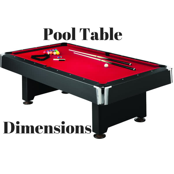 Pool Table Dimensions(various information's about pool table)