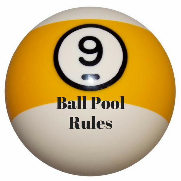Rules of 9 Ball Pool (1)