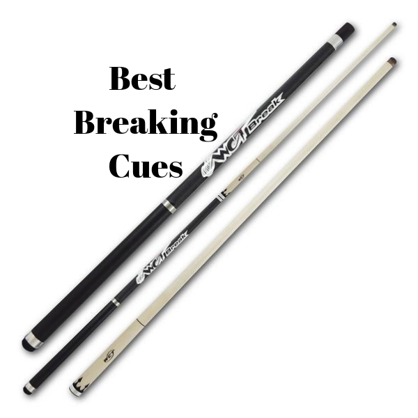 5 Best Break Cues Review (With Pros and Cons)