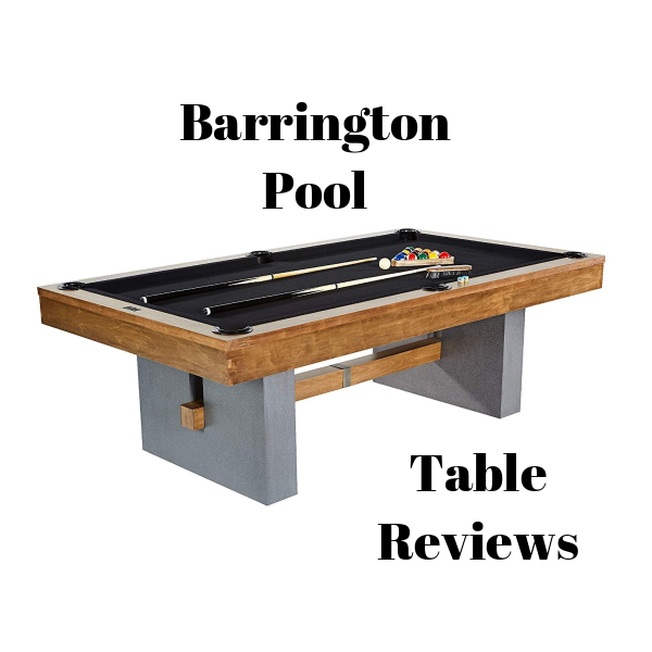 Latest 6 Best Barrington Pool Table Reviews With Ultimate Buying Guideline